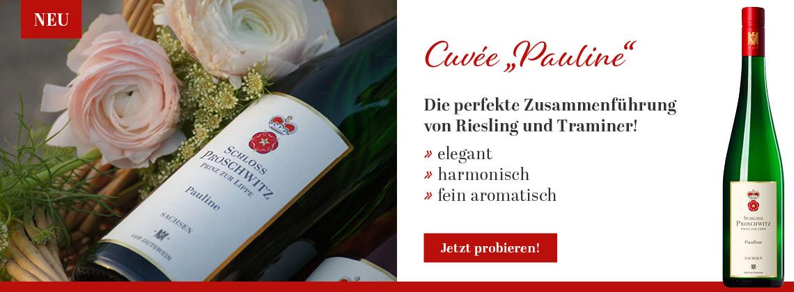Weingut Schloss Proschwitz Weisswein-Cuvée Pauline