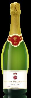 2015 Weingut Schloss Proschwitz Riesling Sekt b. A., brut, traditionelle Flaschengärung 0,75 l