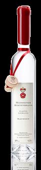 """Meissener Birnenbrand, """"Clapps Liebling"""" 40 % vol., 0,35 l"""