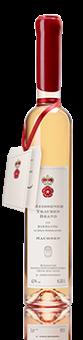 Meissener Traubenbrand Riesling, im kleinen Holzfass gereift – limitierte Auflage 2014 – 42 %vol., 0,35 l