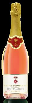 2018 Weingut Schloss Proschwitz Pinot Madeleine Sekt b. A., brut nature, traditionelle Flaschengärung 0,75 l
